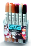 Set Copic Ciao - 12 couleurs Portrait