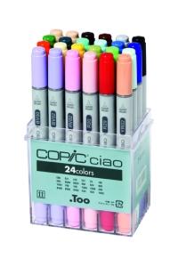 Set Copic Ciao - 24 couleurs