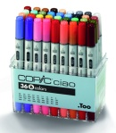 Set Copic Ciao B - 36 couleurs