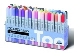 Set Copic Ciao A - 72 couleurs