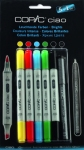 Set Copic Ciao Couleurs Vives