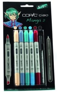 Set Copic Ciao Manga 2