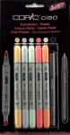 Set Copic Ciao Couleurs Pastels