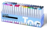 Set Copic Marker B - 72 couleurs