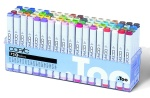 Set Copic Marker A - 72 couleurs