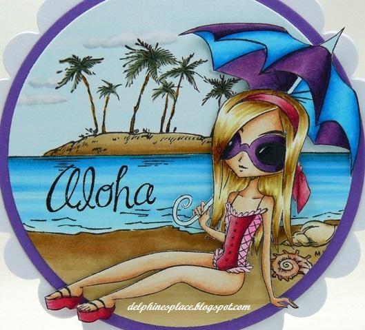 Umbrella Lilith GP
