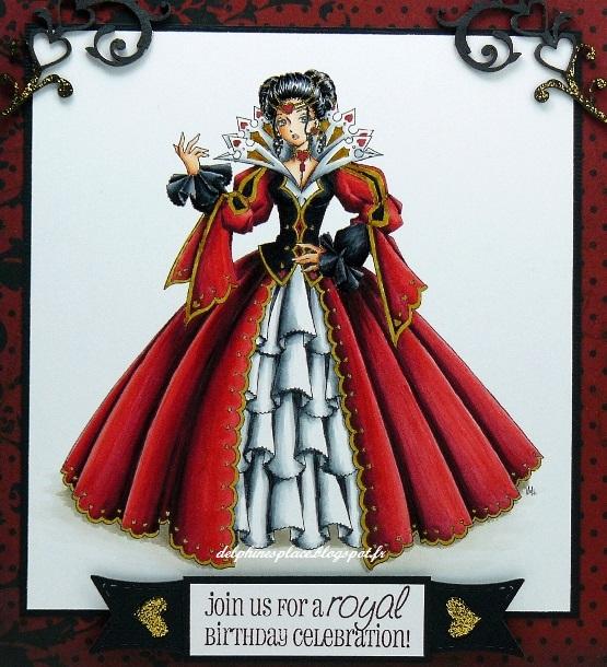 Queen of Hearts GP