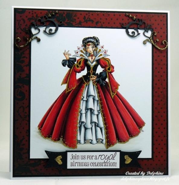 Queen of Hearts prof copyr redim