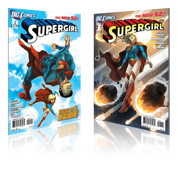 mahmud_asrar_dc_comics_supergirl_covers_with_copics
