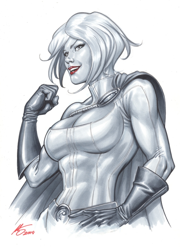 Powergirl Final