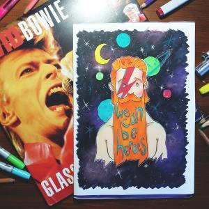Insta Bowie