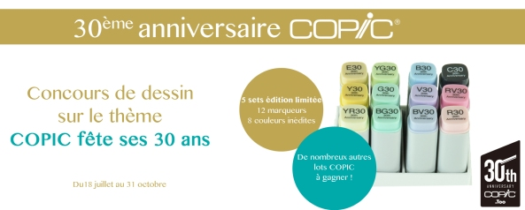 concours Copic France