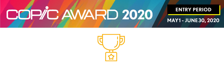 COPIC AWARD 2020_prix_Blog copic